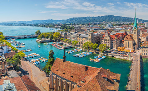 Cruise & Rail: Venice & the Swiss Alps